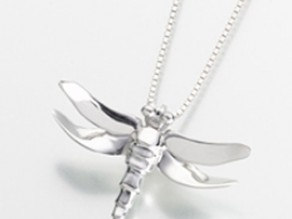 Sterling Silver Dragonfly