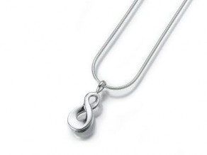 Sterling Silver Infinity $510.00 Inc GST