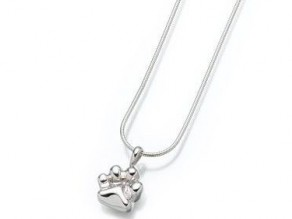 Sterling Silver Paw $437.00 Inc GSt